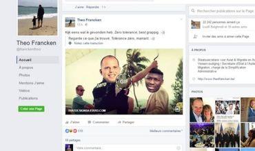 L'art de créer la polémique sur les réseaux sociaux selon Theo Francken