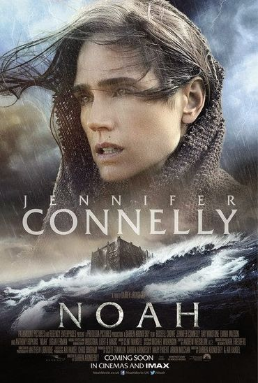 L'affiche de Noé, avec Jennifer Connelly
