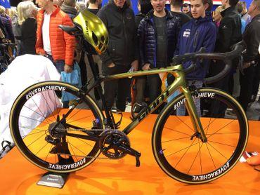 Le nouveau vélo de Greg Van Avermaet