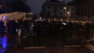 Les derniers manifestants vont pouvoir retourner chez eux.