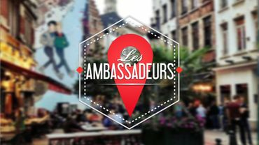 Le logo des ambassadeurs