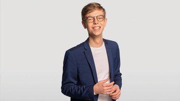 Le présentateur et chroniqueur engagé de la RTBF, Félicien Bogaerts