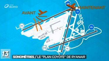 Nuisances sonores: la stratégie de Ryanair pour ne pas payer les amendes