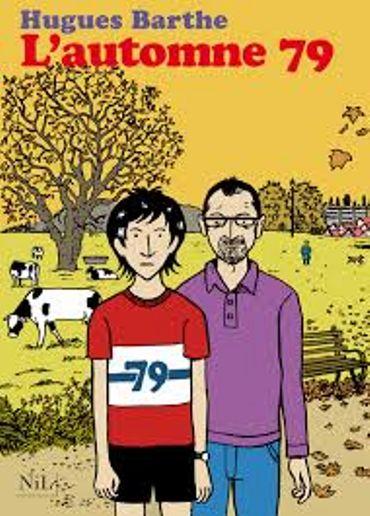 Hugues Barthe, « L'automne 79 », chez Nil éditions.