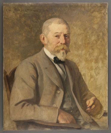 L'architecte Charles Girault