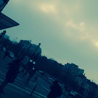 Quartier Porte de Halle à Bruxelles