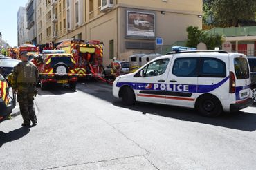 Marseille, le 18 avril