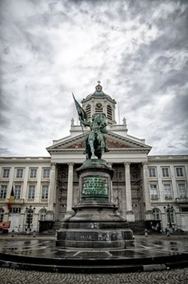 Palais de Coudenberg