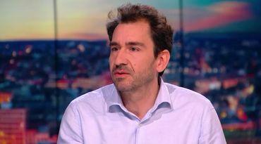 Marius Gilbert, épidémiologiste ULB