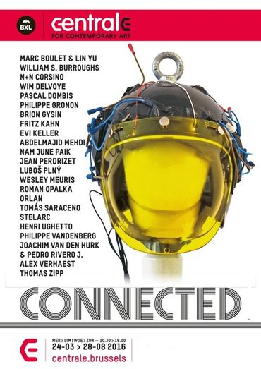 L'expo CONNECTED dans Empreinte digitale - reportage video