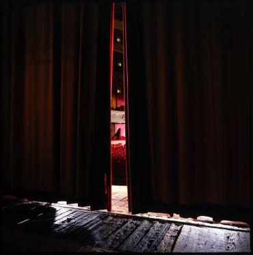 Le photographe André Soupart ressuscite la beauté de la machinerie d'un théâtre à l'italienne