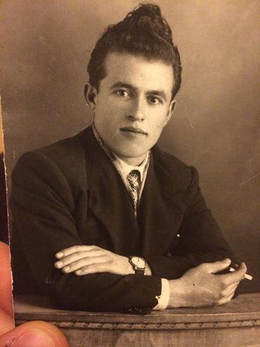 Son grand-père Guiseppe Spitaleri quitte sa Sicile natale à 17 ans
