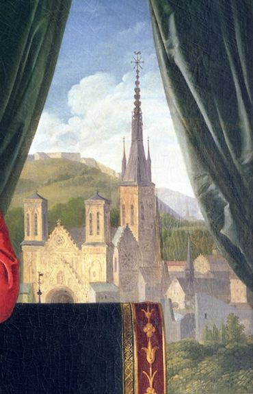 La cathédrale Saint-Lambert