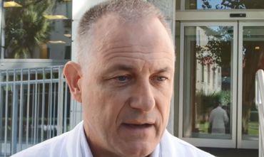 Michele Alzetta, directeur des urgences à l'hôpital Santi Giovanni e Paolo de Venise