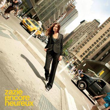 "Zazie, ""Encore heureux"" (Mercury/Universal)"