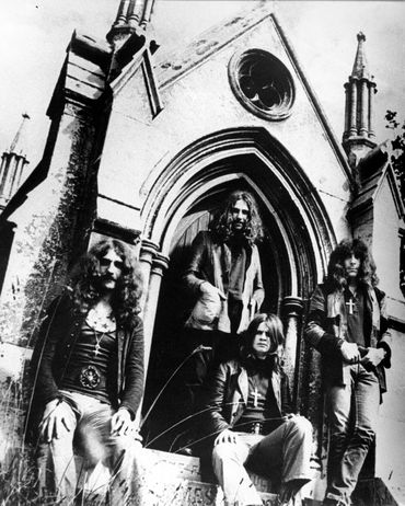"Les 50 ans de ""Paranoid"" de Black Sabbath"