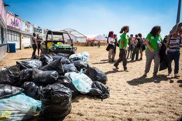 Dour souhaite avoir une gestion beaucoup plus responsable de ses déchets plastiques