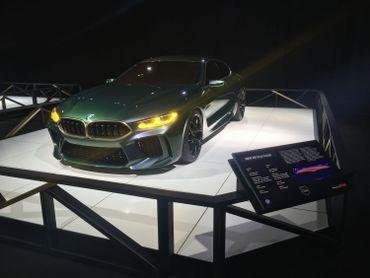 La BMW M8 Gran Coupé (Concept)
