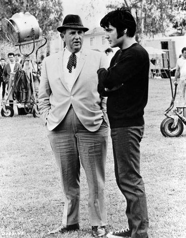 Parker and Presley