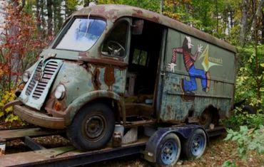Le 1er Tour Bus d'Aerosmith retrouvé