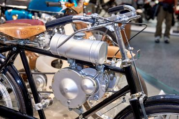 La toute première moto Honda