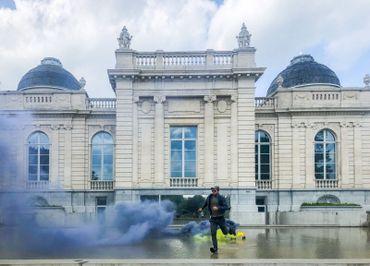 Performance au Musée La Boverie