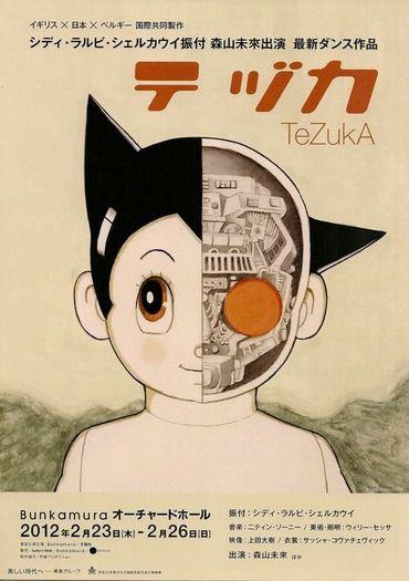Astroboy, d'Osamu Tezuka