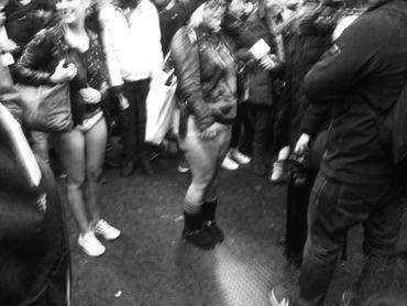 Ce dimanche, le métro bruxellois enlève le bas