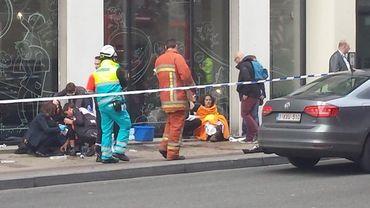Attentats de Bruxelles: le 22 mars en images