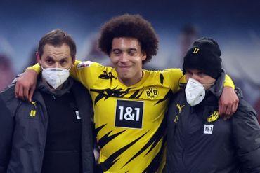 Germany Bundesliga - RB Leipzig vs Borussia Dortmund