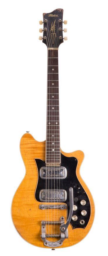 Une guitare de George Harrison