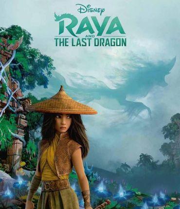 """Raya et le dernier dragon"": la prochaine héroïne Disney arrive en2021"