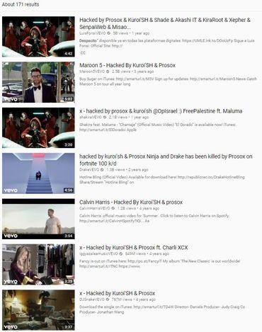YouTube : plusieurs comptes Vevo piratés, le clip de Despacito disparaît de la plate-forme