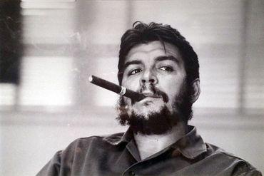 Che Guevara en 1963