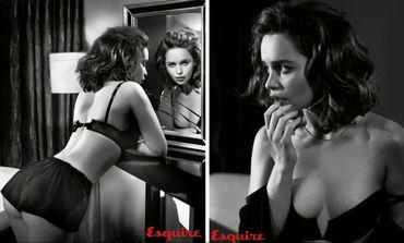 Emilia Clarke élue femme la plus sexy de l'année