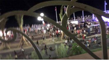 Panique à Nice après l'attaque du 14 juillet