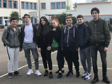 Sur les 350 élèves du Lycée Maïmonide à Casablanca, seuls 25 sont de confession juive.