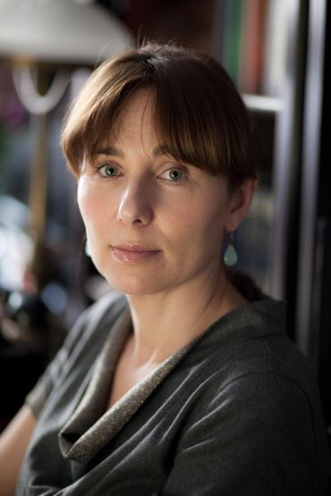 "Monika Gasiorowska, avocate, soutient l'association ""Notre cigogne"""
