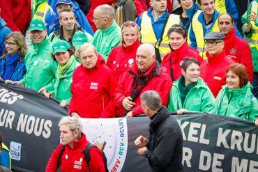 Manifestation nationale: le MR invite les syndicats à préférer la concertation à la guérilla