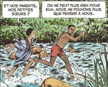 Kivu, Jean Van Hamme