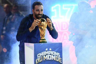 Adil Rami se livre sur sa carrière.
