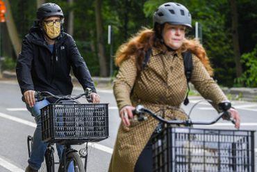 Tout cycliste doit disposer d'un équipement adéquat en termes de freins, de sonnette et d'éclairage.