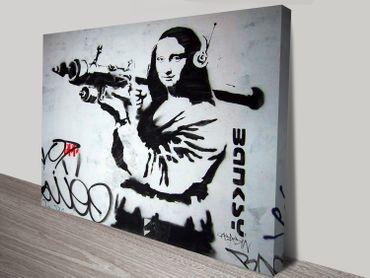 L'antimilitarisme est l'un des thèmes de prédilection de Banksy