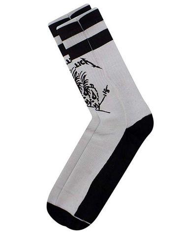 Des chaussettes Metallica