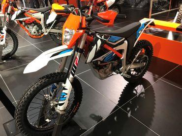 L'enduroE-XC Free Ride électrique de chez KTM