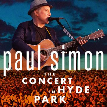 Paul Simon sort un live à Hyde Park