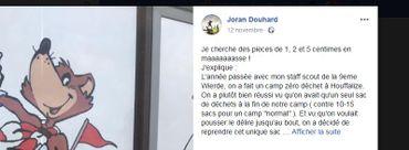 Un appel sur Facebook a été lancé pour récolter des pièces de 1 et 2 cents.