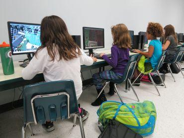 Minecraft comme outil pédagogique à l'école