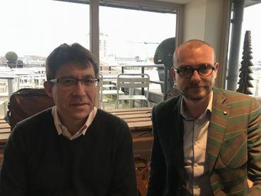 Benoît Bayenet (ULB) et Marc Bourgeois (ULiège) ont travaillé sur une réforme de la fiscalité automobile en Wallonie