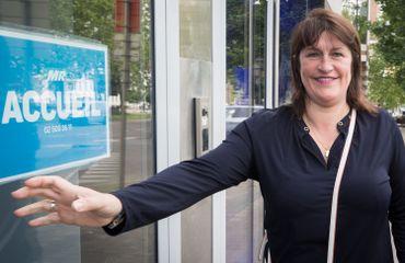 Jacqueline Galant - MR - Bourgmestre de Jurbise